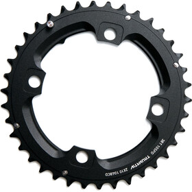 SRAM MTB kettingblad 2x10-speed lange pen zwart